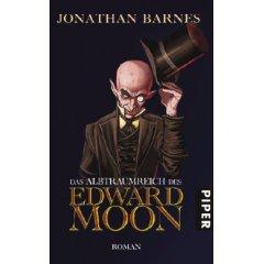 """Buchvover zu """"Das Albtraumreich des Edward Moon"""""""