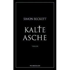 """Buchcover zu """"Kalte Asche"""""""