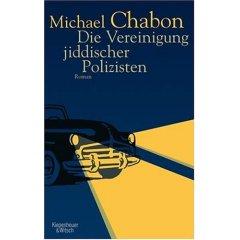 """Buchcover zu """"Die Vereinigung jiddischer Polizisten"""""""