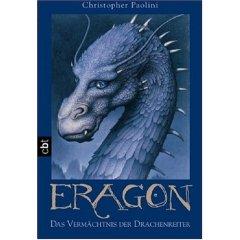 "Buchcover zu ""Eragon - Band 1″"