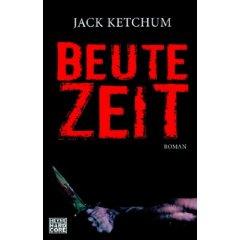 """Buchcover zu """"Beutezeit"""""""