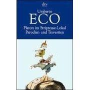 "Buchcover zu""Platon im Striptease-Lokal"""
