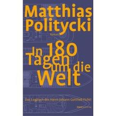 """Buchcover zu """"In 180 Tagen um die Welt"""""""