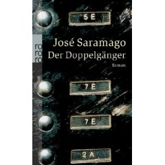 """Buchcover zu """"Der Doppelgänger"""""""