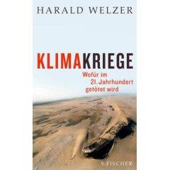 """Buchcover zu """"Klimakriege"""""""