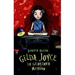 """Buchcover zu """"Gilda Joyce in geheimer Mission"""""""