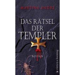 """Buchcover zu """"Das Rätsel der Templer"""""""