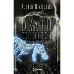"Buchcover zu ""Death Collector"""