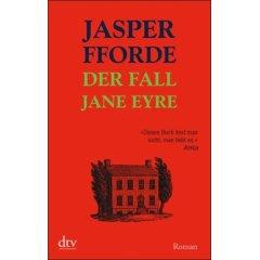 "Buchcover zu ""Der Fall Jane Eyre"""