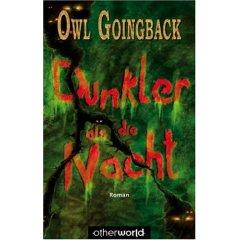 """Buchcover zu """"Dunkler als die Nacht"""""""
