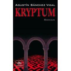 """Buchcover zu """"Kryptum"""""""