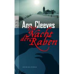 """Buchcover zu """"Die Nacht der Raben"""""""