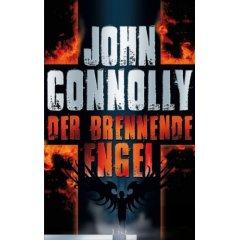 """Buchcover zu """"Der brennende Engel"""""""