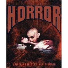 """Buchcover zu """"Horror"""""""