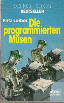 """Buchcover zu """"Die programmierten Musen"""""""