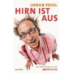 """Buchcover zu """"Hirn ist aus"""""""
